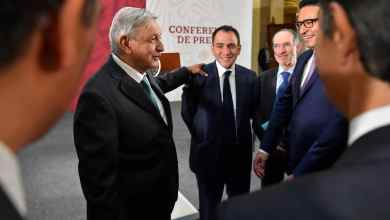 Photo of Otro funcionario de AMLO positivo a covid-19