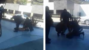 brutalidad policiaca en Tijuana, agentes matan a detenido