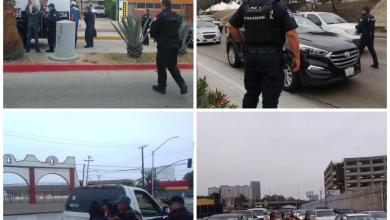 Photo of Policía Municipal continúa operativos en garitas y zonas turísticas