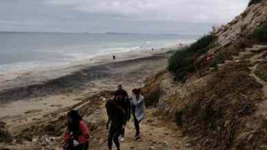Photo of Retiran decenas de personas que iban a Playas de Tijuana