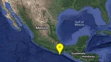 Photo of Fuerte sismo remece otra vez a Oaxaca