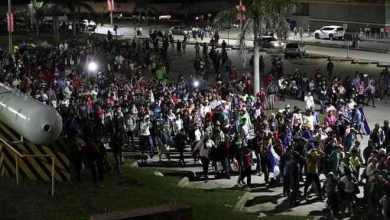 Photo of Sí había caravana migrante y ya la detuvieron