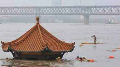 Photo of China en estado crítico por inundaciones; hay alerta en Wuhan