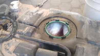 Photo of Trasladaban millonario cargamento de droga en tanque de gasolina