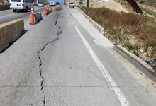 Photo of Piden extremar precaución ante hundimiento en carretera a Playas de Tijuana
