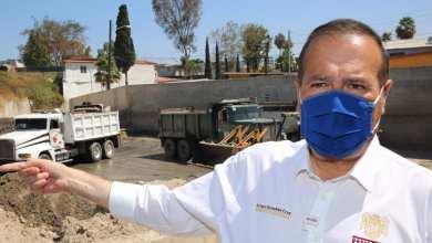 Photo of González supervisa trabajos de limpieza en desarenador