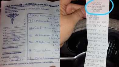 Photo of Le dan mal diagnóstico de Covid-19 y gasta miles de pesos en medicina