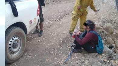 Photo of Rescatan a tijuanenses extraviados en Cerro El Coronel
