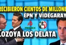 Photo of OFICIAL: Lozoya presenta denuncia y señala a EPN y Videgaray