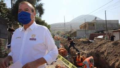 Photo of Más de 4 mil beneficiados con obra de drenaje sanitario en Los Girasoles