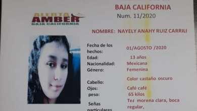 Photo of Activan alerta Amber por niña desaparecida en Tijuana