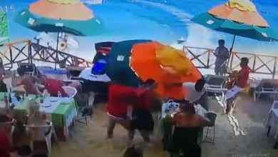 Photo of VIDEO: Moto acuática se estrella contra restaurante; hay víctimas