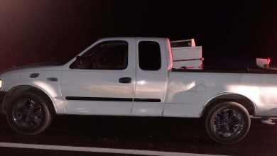 Photo of Viola reglamento de tránsito y le hallan millonario cargamento de droga