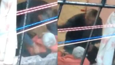 VIDEO-Golpea-en-vivienda-a-su-mamá-de-95-años-lo-dejan-libre