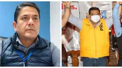 Luis Rodolfo Enríquez Martínez y Omar Sarabia PAN PRD