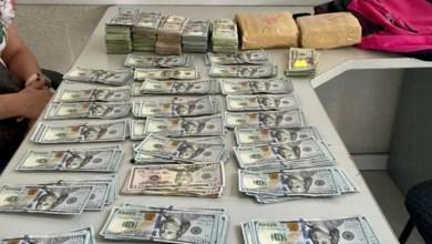 Decomisan-miles-de-dólares-en-Aduana-de-Tijuana