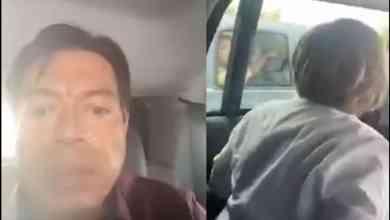 VIDEO-Encañonan-a-Mario-Delgado-durante-gira