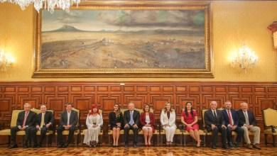 Los gobernadores electos de Morena