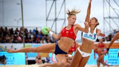 bikini Noruega Handball
