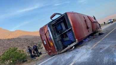 Camionazo-en-Ensenada-deja-varios-lesionados