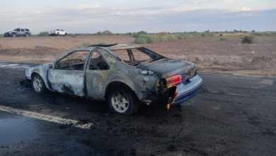 Un muerto, heridos y autos quemados tras enfrentamiento armado