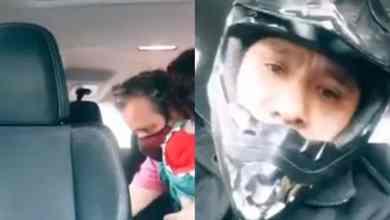 VIDEO-Lo-encañonan-para-robarle-camioneta-iba-con-su-hijo