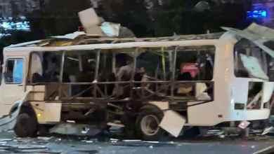 VIDEO-Captan-explosión-de-autobús-hay-18-heridos