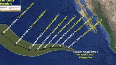 Se-intensifica-Huracán-Linda-a-categoría-4-en-el-Pacífico