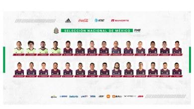 Revelan-lista-jugadores-de-la-Selección-Mexicana-para-partidos