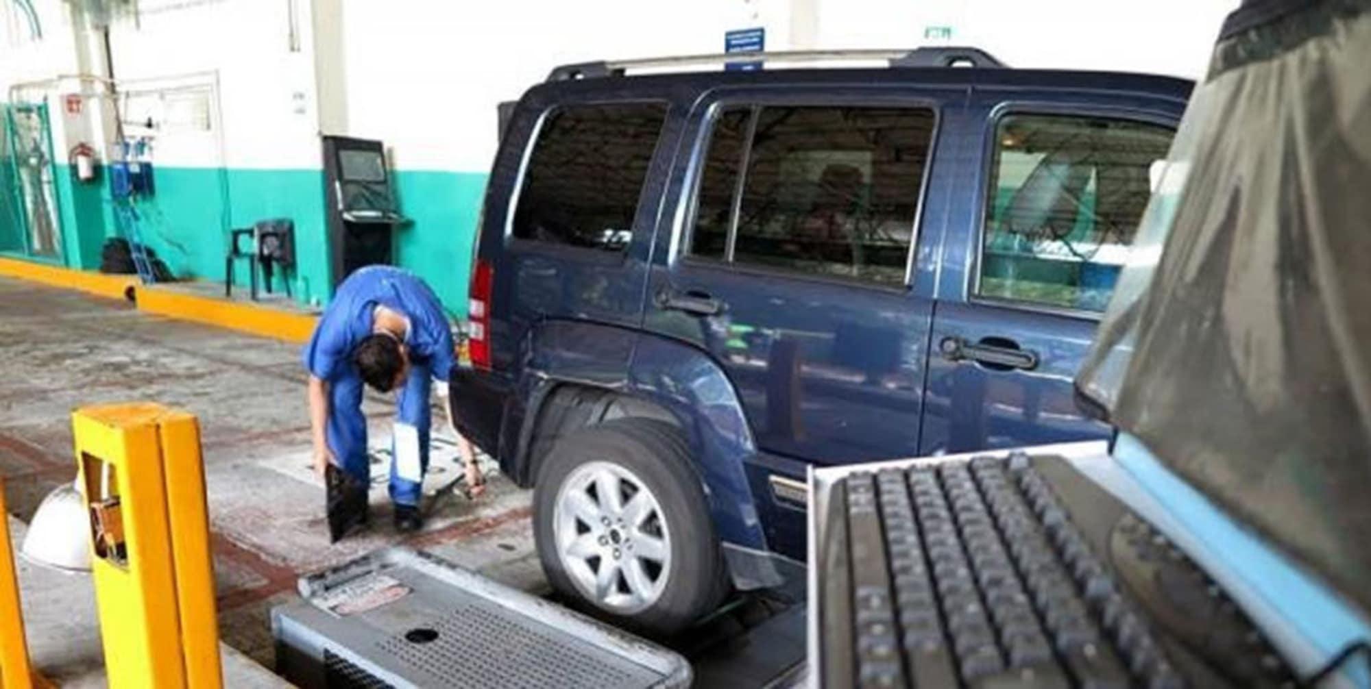 verificación ambiental de autos