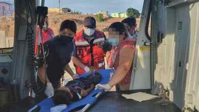 Evacuan-en-helicoptero-a-nino-con-apendicitis-aguda
