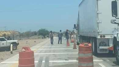 Yaquis-retoman-bloqueo-en-carretera-internacional