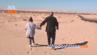 Rescatan-a-niña-migrante-en-el-desierto
