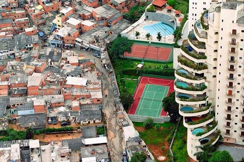 La desigualdad crece en el mundo