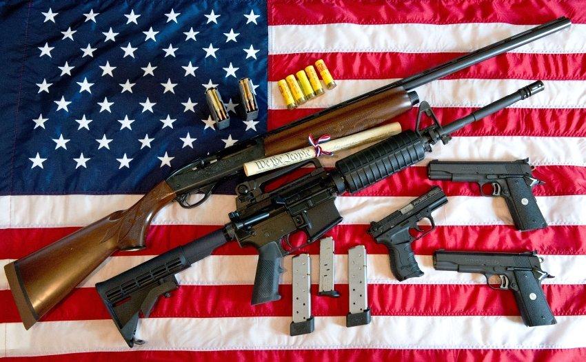 Las armas de fuego están matando a una sociedad.