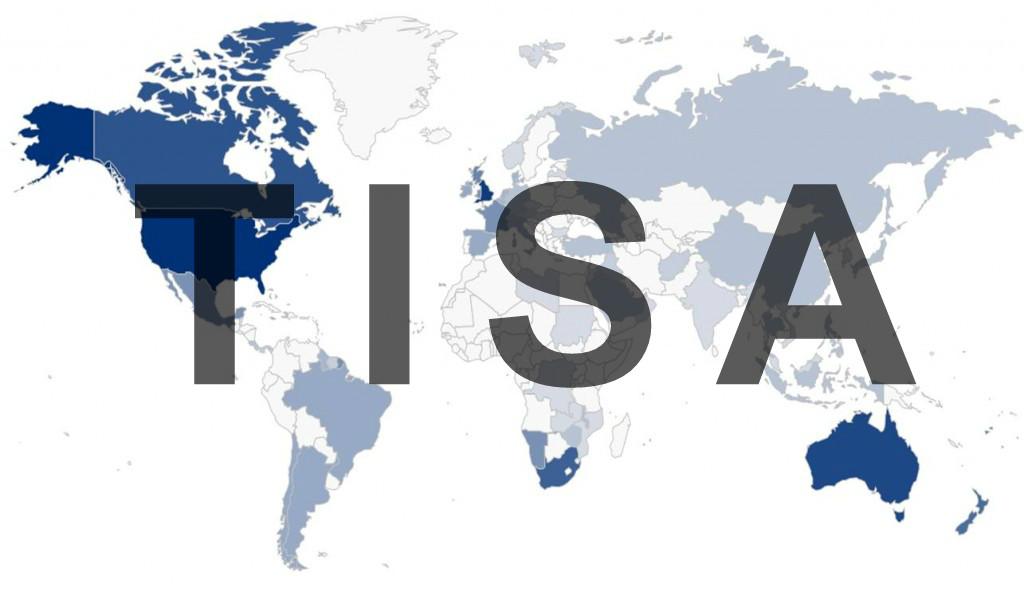El TISA: un acuerdo sobre el comercio de servicios.
