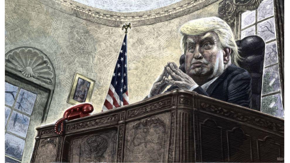 ¿Es posible un golpe blando en Estados Unidos?