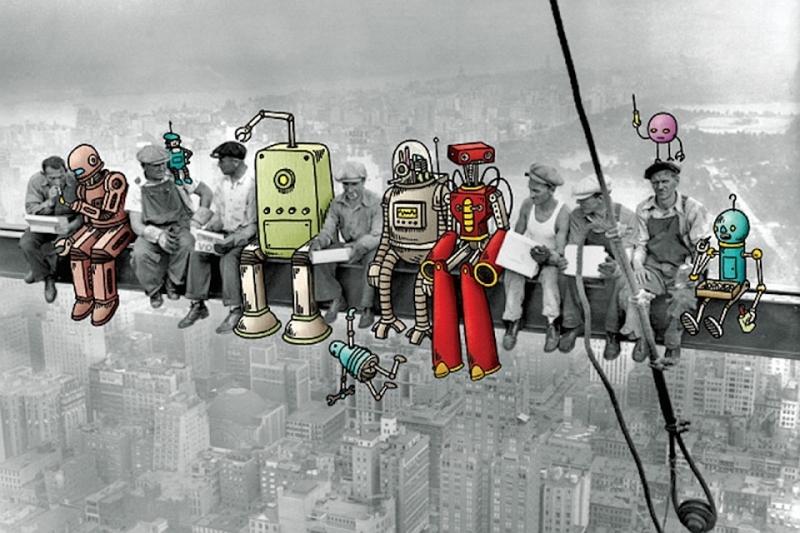 La robotización y la deshumanización.