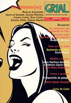 Grial revista de galega de cultura 210