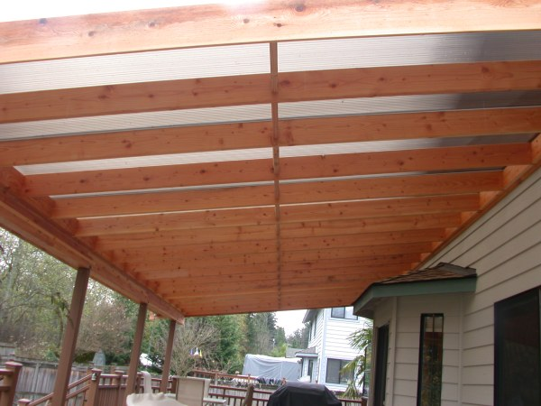 cover idea patio roof designs patio roof ideas on Pinterest   Patio Roof, 8 Seconds and
