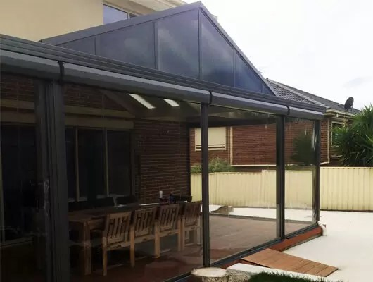 cafe blinds melbourne outdoor cafe
