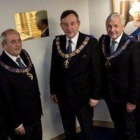 Alfreton Masonic Hall new dining hall officially open!