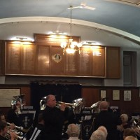 Alfreton Masonic Hall Provide a Musical Feast for the Tercentenary Celebrations