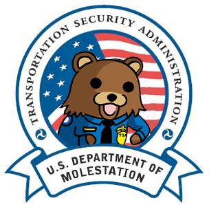 This ought to be the TSA's new logo: