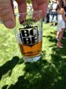 Scott Alfter at Boulder City Beerfest 2017.