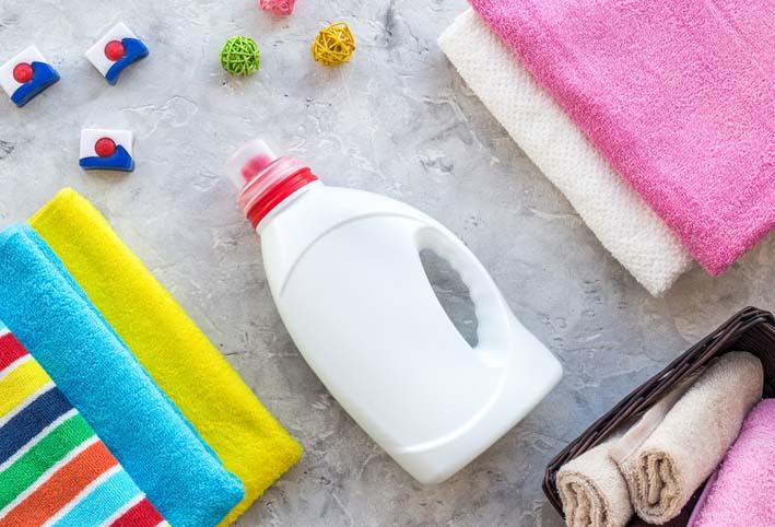 إضافات من مطبخك تضاعف قوة مسحوق الغسيل وفعاليته الجمال نت