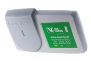 Maut-Transponder für Portugal