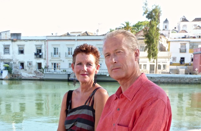 Peter and Lynne Booker