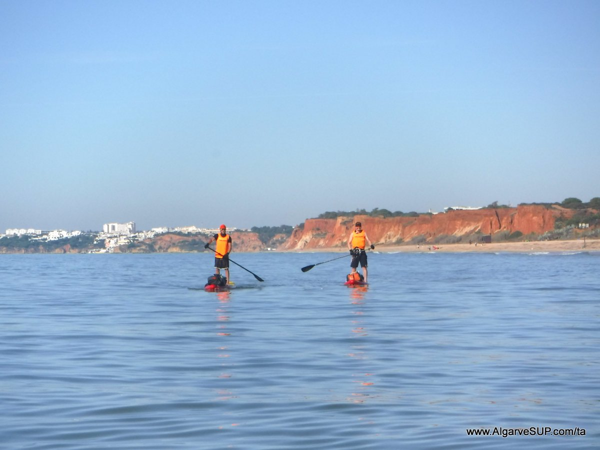 Trans Algarve SUP expedition