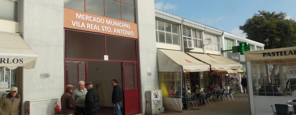 Markt in Vila Real de Santo António